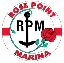 Rose Point Marina Logo