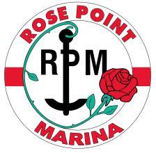 Rose Point Marina Logo